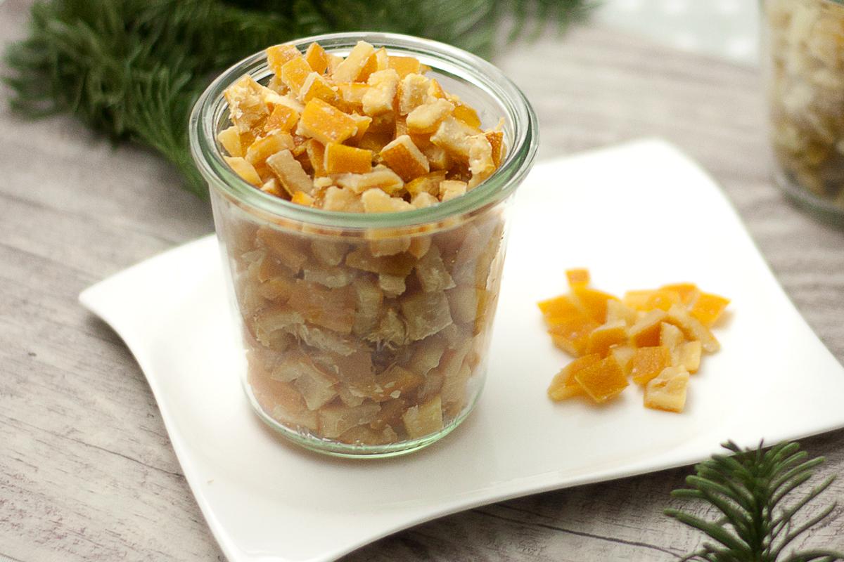Das Zitronat und Orangeat ist lecker und Low Carb. Es eignet sich als Grundzutat für Backwaren.