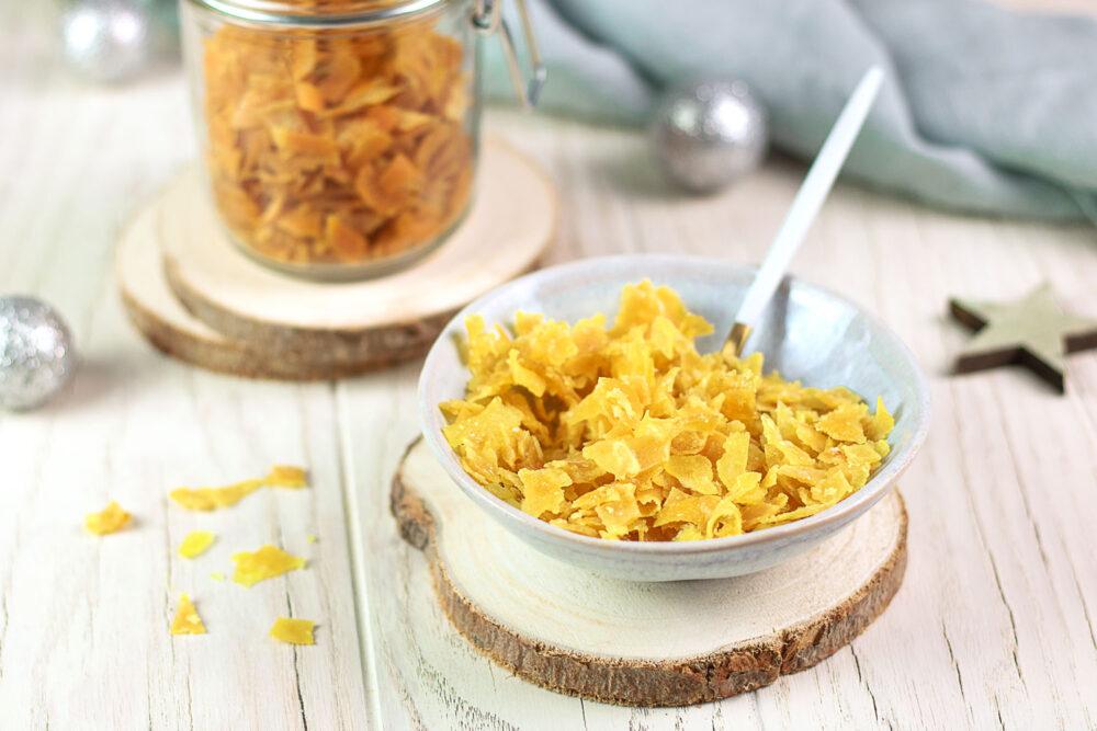 Dieses Zitronat und Orangeat ist zuckerfrei, Low Carb und vegan!
