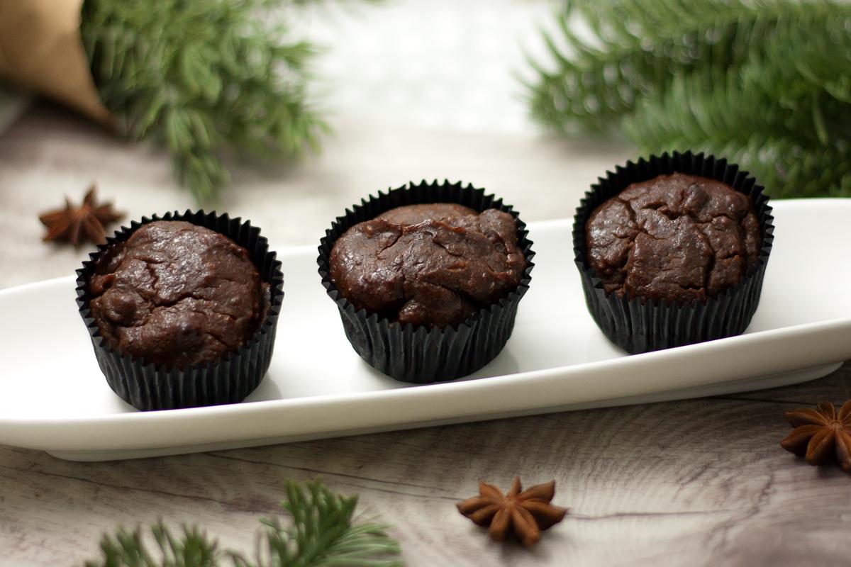 Die Gewürzmuffins passen perfekt in die Winterzeit. Sie schmecken lecker und sind zudem auch noch gesund, Low Carb und glutenfrei.