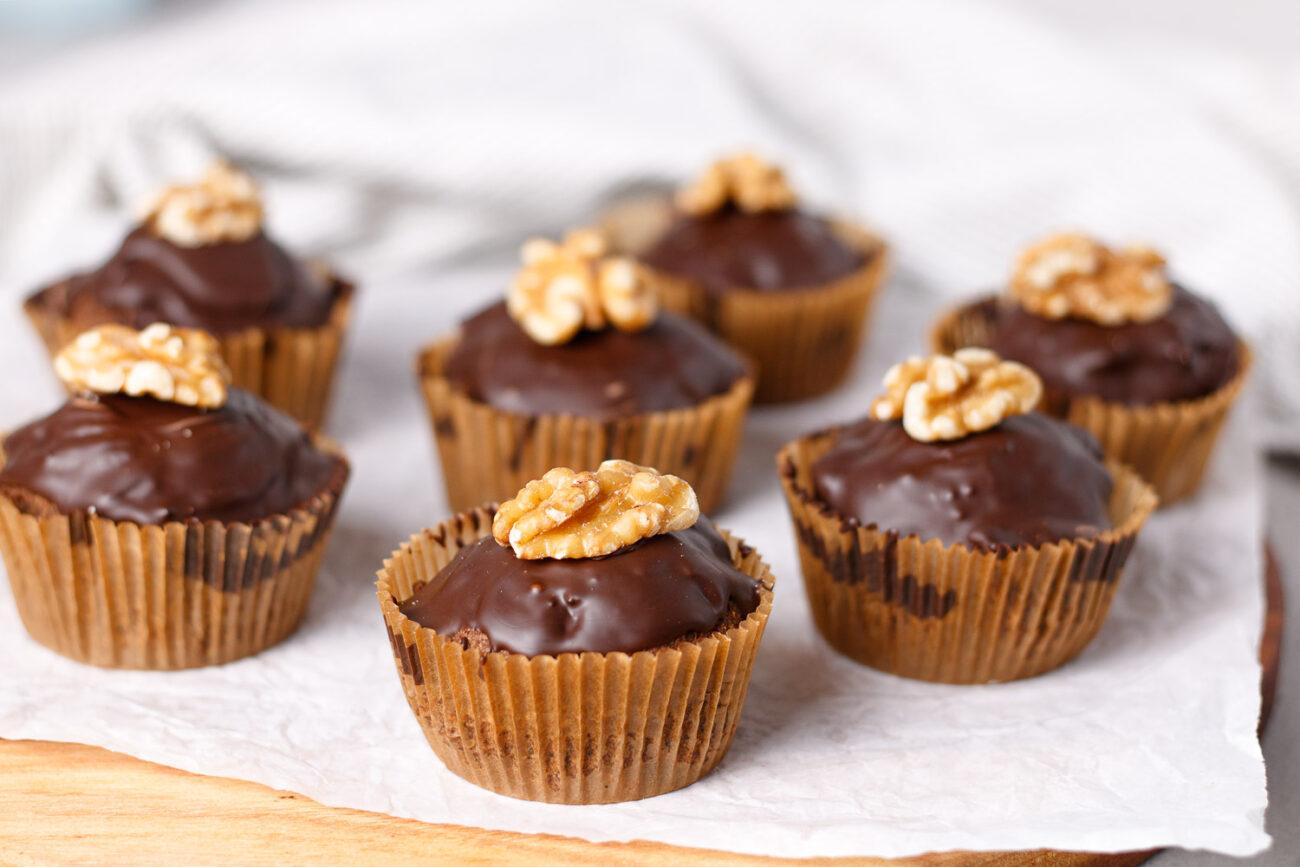 Chia-Walnuss-Muffins