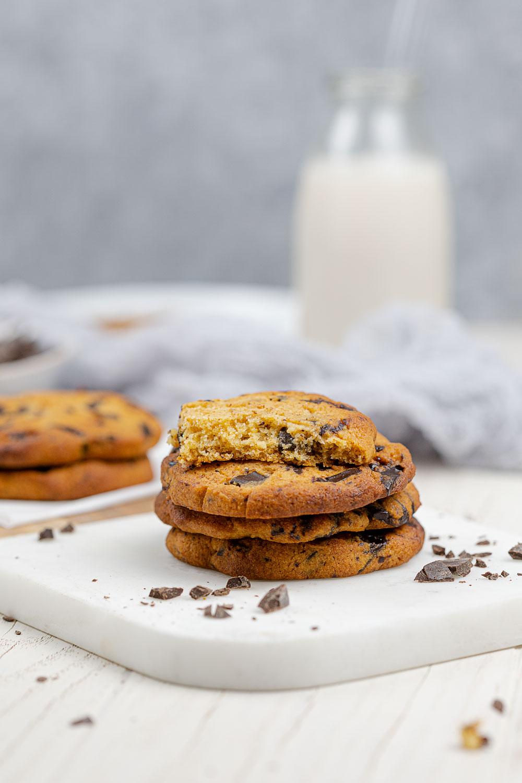 Low Carb Schoko-Cookies