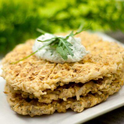 Selleriewaffeln sind Low Carb, glutenfrei und super einfach.