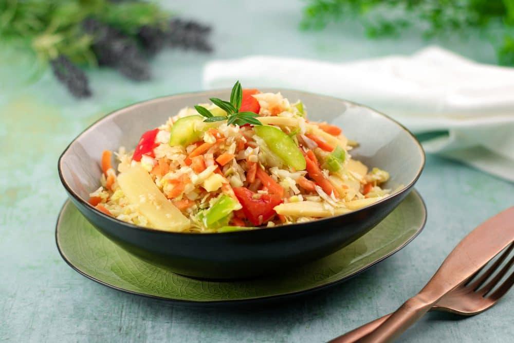 Krautsalat Asia Style