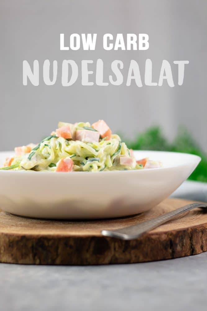 Low Carb Nudelalat