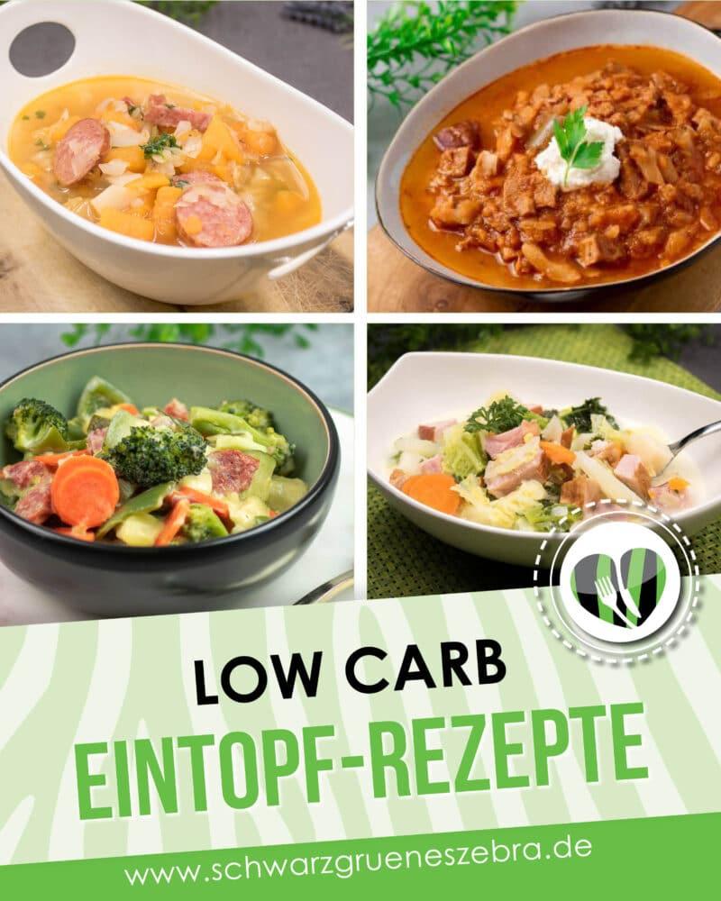 Zehn leckere Eintopf Rezepte. Die Gerichte sind alle Low Carb und glutenfrei. Sie wärmen von innen und schmecken einfach großartig. Macht ihr auch oft eine Eintopf-Woche?