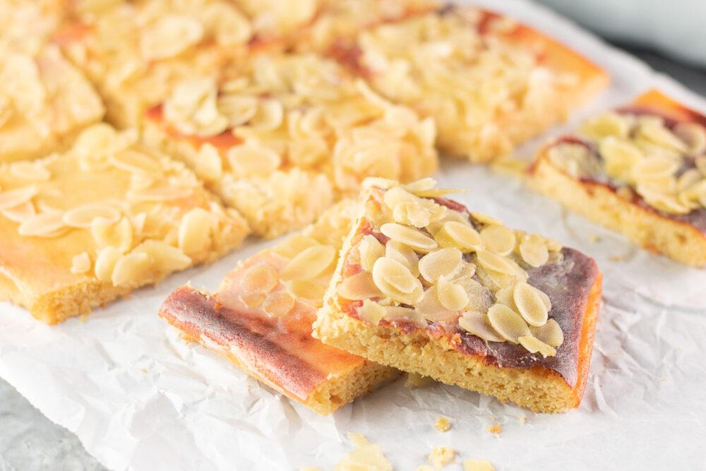 Buttermilchkuchen – eine Low Carb Variante!