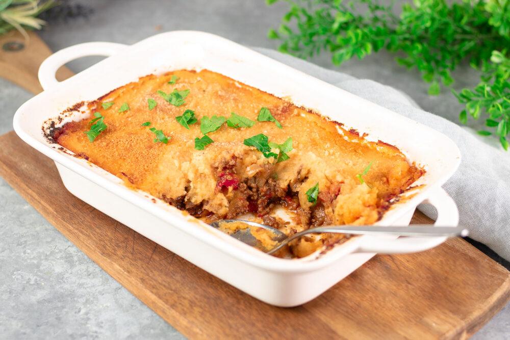Shepherd's Pie – Eine Low Carb Variante