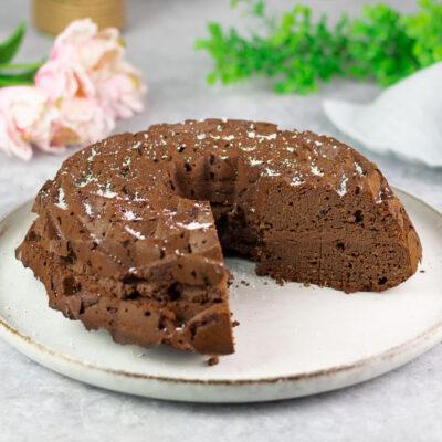 Der Schoko-Kokos-Kuchen ist ein leckeres Low Carb Gebäck ohne Kohlenhydrate.