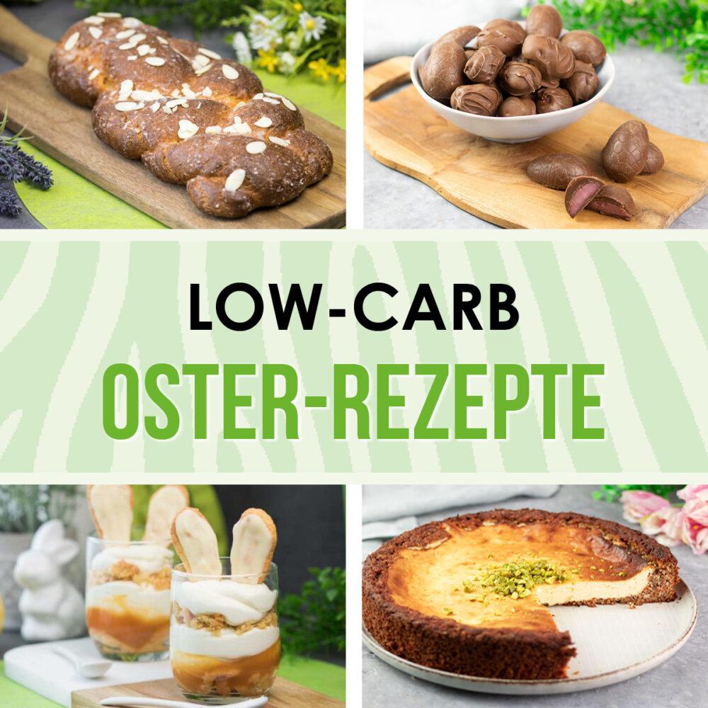 Die besten Low Carb Oster-Rezepte!