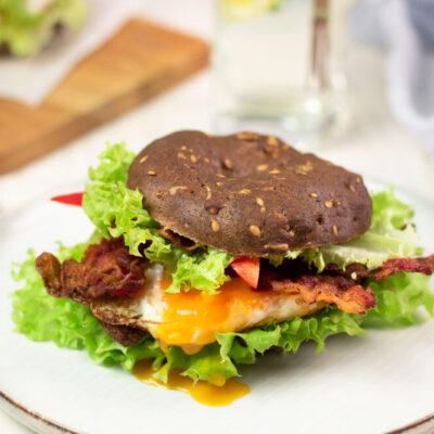 Starte mit gesunden Frühstücks-Bagels in den Tag!