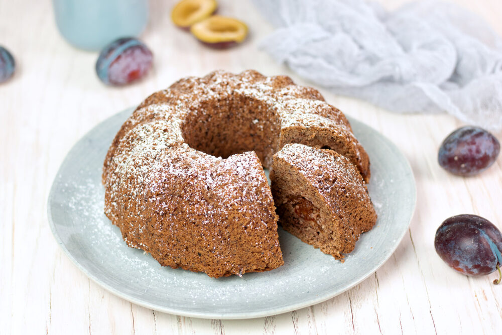 Haselnuss-Zwetschgenkuchen – Einfach und herbstlich lecker!