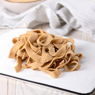 Leckere Low Carb Nudeln aus dem Pasta Maker