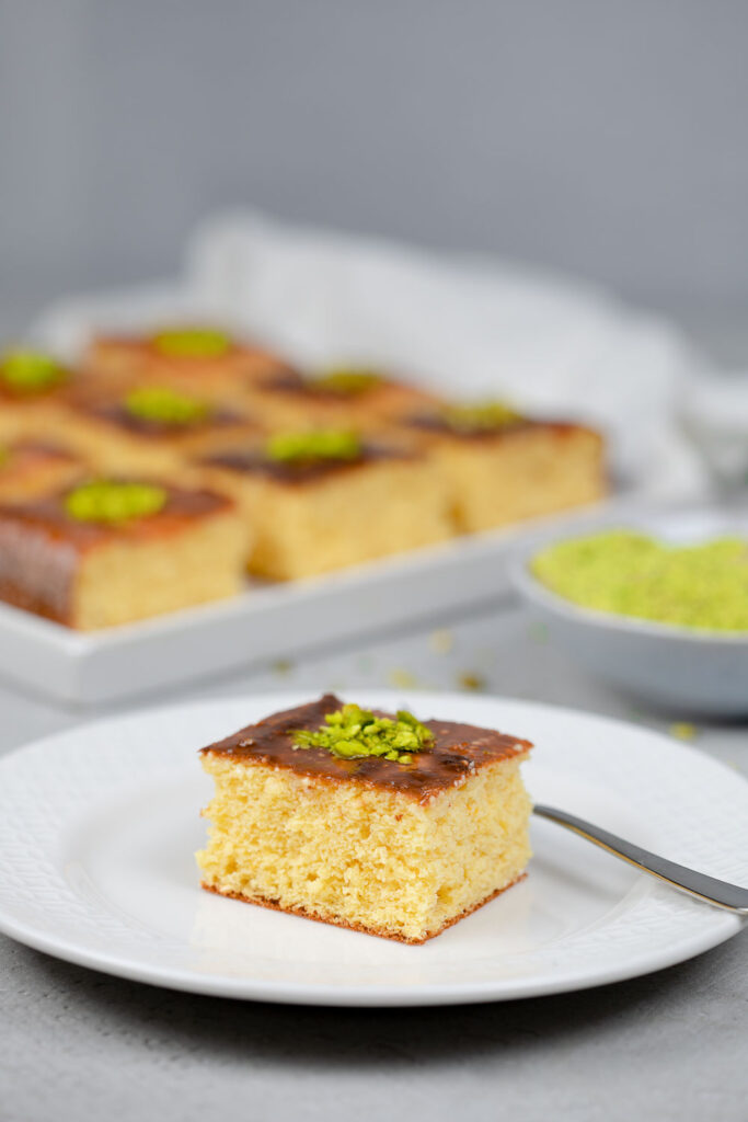 ravani - Grießkuchen