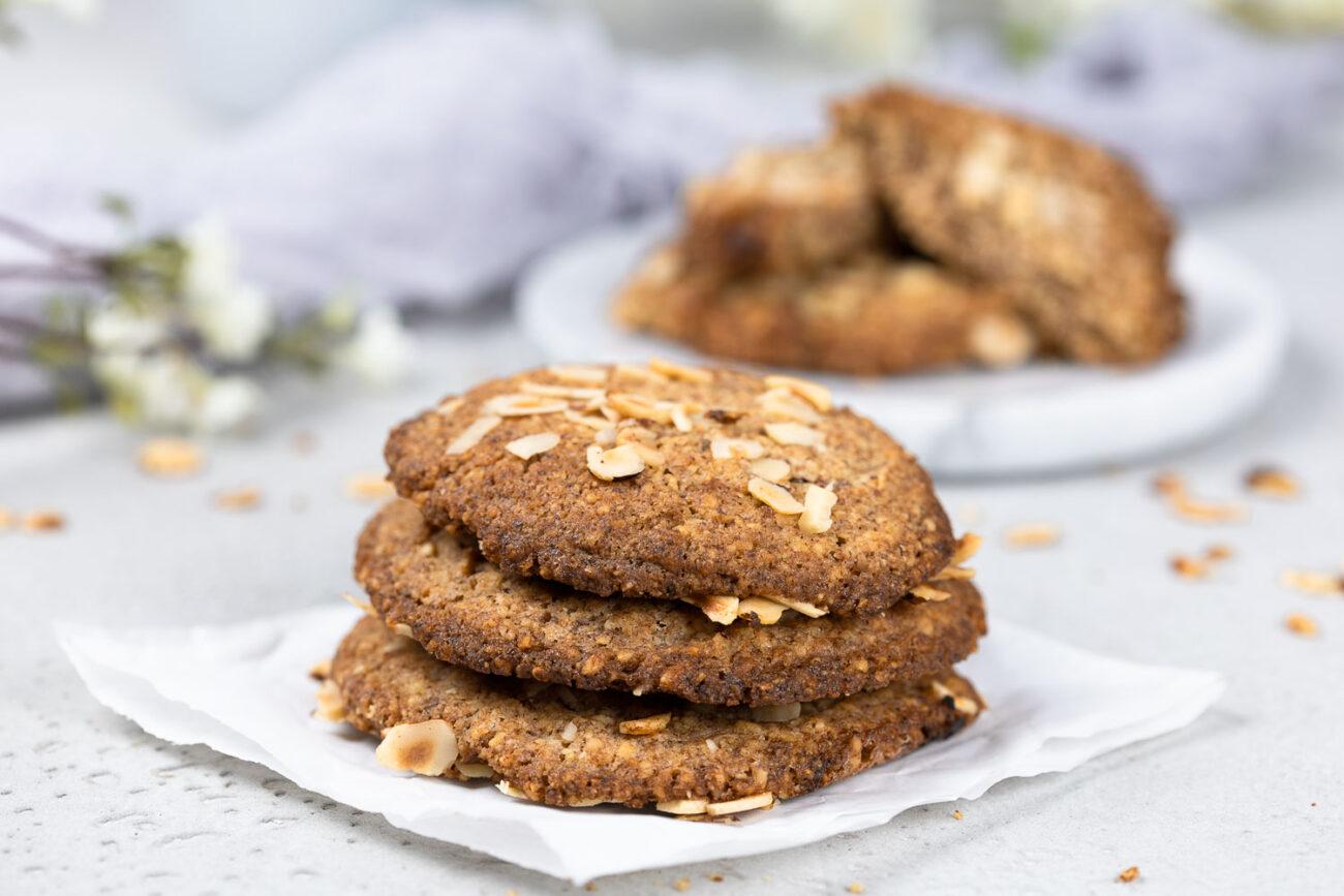 XXL Hazelnut-Cookies