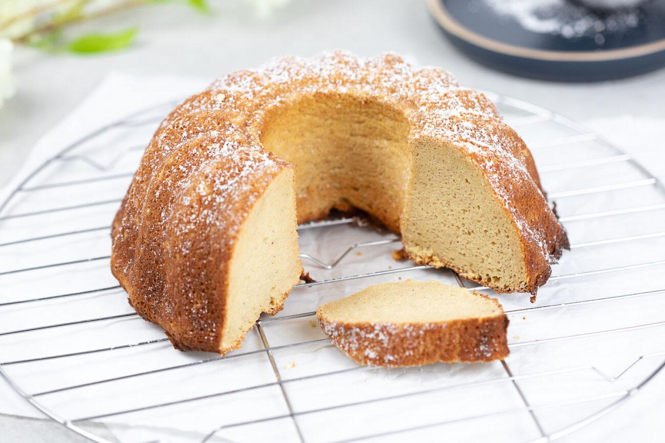 Grundrezept: Low Carb Rührkuchen