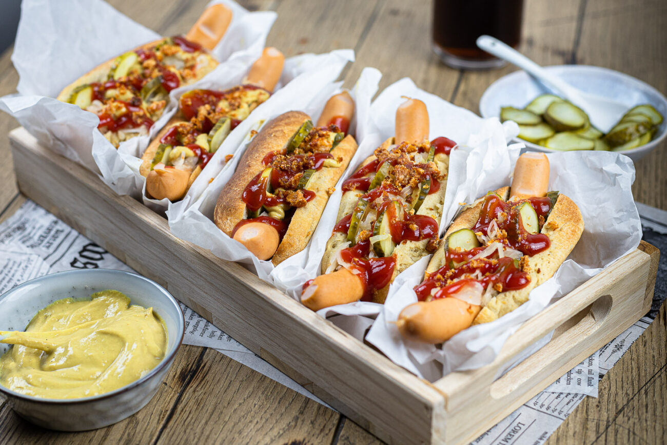 Low Carb Hot Dogs