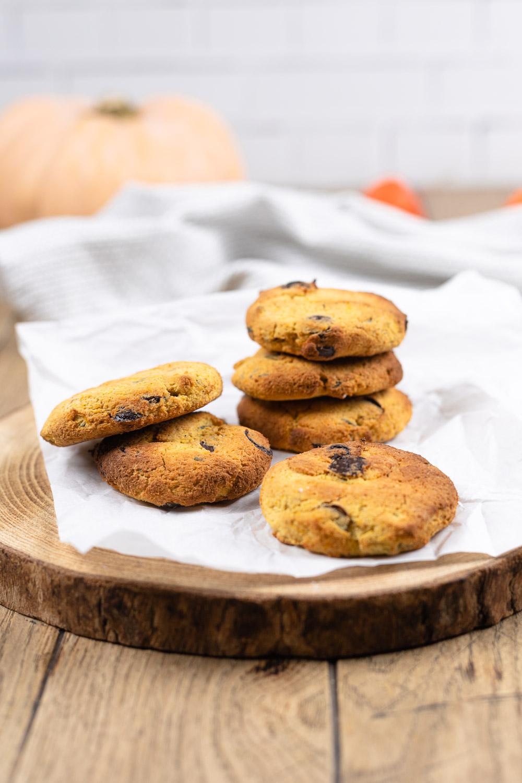 Keto Kürbis-Cookies